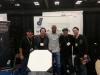 Akbar, Richie Garcia, Me, Luis Conte, Roland Garcia PASIC day 2