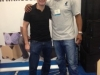 Me and Johnny Rabb PASIC Day 2