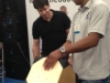 Me and Johnny Rabb PASIC Day 2 (1)
